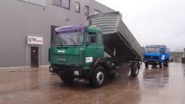 kipper vrachtwagen > 7.5 t Iveco Turbostar 330 - 30 (BIG AXLE / STEEL SUSPENSION / 6 CYLINER WITH WATER COOLING) 1988