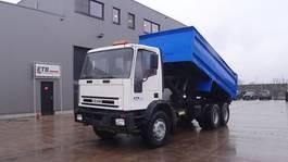 kipper vrachtwagen > 7.5 t Iveco Eurocargo 260 E 27 (10 TIRES / 6X4 / EURO2) 1999