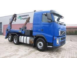containersysteem vrachtwagen Volvo FH 460 6x2 Palfinger Portaal 2005