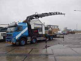 open laadbak vrachtwagen Volvo FM 480 FASSI 80ton 2007
