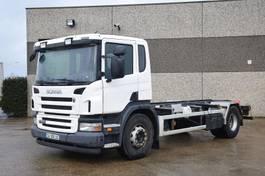 chassis cabine vrachtwagen Scania P280 2012