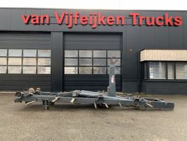 containerheftruck Mercedes-Benz DALBY 12 TONS - HOOK CONTAINERSYSTEM SHM3 600C S 2005
