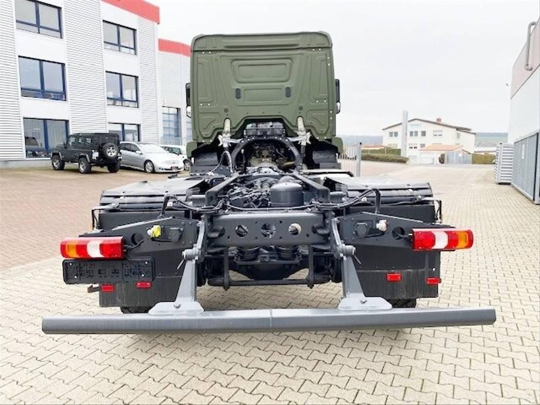 chassis cabine vrachtwagen Mercedes-Benz Arocs 1835 AK 4x4 Arocs 1835 AK 4x4, Einzelbereifung, ADR, 2x Vorhanden! 2020