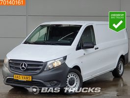 gesloten bestelwagen Mercedes-Benz Vito 119 CDI 190PK Automaat XXL L3 Airco Cruise L3H1 7m3 A/C Cruise control 2019