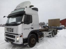 containersysteem vrachtwagen Volvo FM13 FM-13 6X2 4600 2008