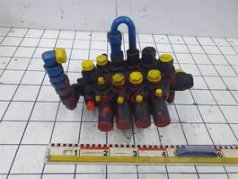 hydraulisch systeem equipment onderdeel Krupp Valve block