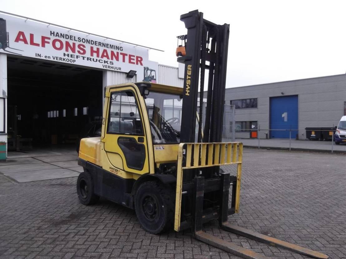 vorkheftruck Hyster H5.5FT 2014