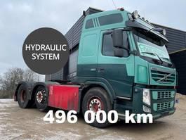 standaard trekker Volvo FM 460 Tractor unit hydr. system ADR 2012