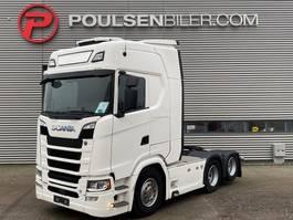 standaard trekker Scania 650S-V8 S650 2950 6x2 2019