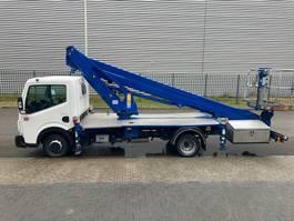 autohoogwerker vrachtwagen CMC PLA 250 2017