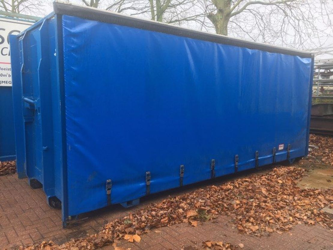 overige containers Schenk Schuifzuilencontainer