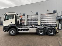containersysteem vrachtwagen MAN New Generation 33.470 6x4 BB-NN containerhaak wb 3900 2021