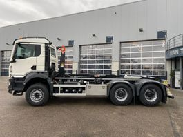 containersysteem vrachtwagen MAN New Generation TGS 33.470 6x4 BB-NN containerhaak wb 3900 2021