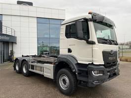 containersysteem vrachtwagen MAN New Generation 33.470 6x4 BL-NN containerhaak wb 3600 2021