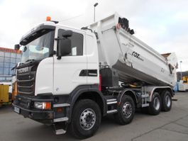 kipper vrachtwagen > 7.5 t Scania G 2017
