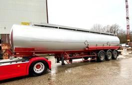tankoplegger Trailor Fuel- Alu- 41,9-9Kammer, ADR bis 11/2021 1992