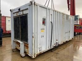 generator Cummins 800 KVA Generator 1992