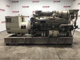 generator Cummins KTA50-D(M1) CPL8063 GENERATOR 1500 KVA USED 2007