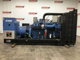 generator MTU SDMO MTU 16V2000 GENERATOR 1000KVA USED 2006