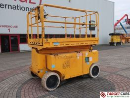 schaarhoogwerker wiel Iteco IT12151 ELECTRIC SCISSOR WORK LIFT 1380CM 2007