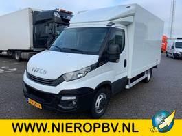 koelwagen bestelwagen Iveco Daily 35C16 Bakwagen Koeling Automaat Airco 160PK 2017