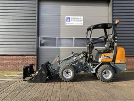 wiellader Giant G1500 X-TRA minishovel / kniklader NIEUW €390,- LEASE 2021