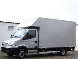 gesloten bestelwagen Iveco Daily 35C18 Koffer Maxi Klima Lbw LKW 3.5t Euro 4 2009