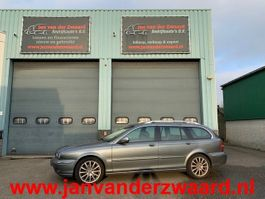 stationwagen Jaguar X Type 2.2 Executive stationcar FULL OPTIONS  155 PK 6 Bak  EURO 4 X type 2005