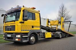takelwagen-bergingswagen-vrachtwagen MAN TGL 12.240 Bergingsvoertuig - Recovery truck -  Bergungsfahrzeug - Dépanneuse 2007