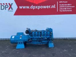 generator Baudouin 12P15 SCE - 400 kVA Generator - DPX-12325 1999