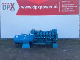 generator Baudouin DNP12SI - 400 kVA Generator - DPX-12326 1999