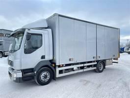bakwagen vrachtwagen Volvo FL serie 2011