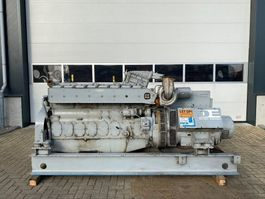generator Deutz BF8M 816 Unelec 290 kVA generatorset