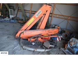 Overig vrachtwagen onderdeel Hiab 865 Kran Crane 2011