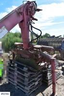 overige vrachtwagens Jonsered Skogskran Crane 2000