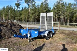 overige vrachtwagens Obermaier T-MIDI-110, Trailer 2012