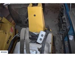 overige bouwmachine WACKER NEUSON DPU6760, Vibratory plate compactor 1990