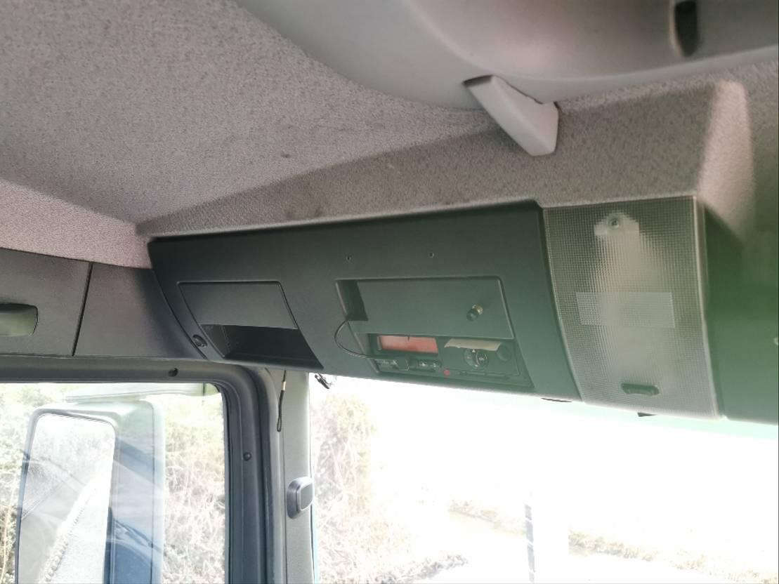 chassis cabine vrachtwagen MAN TGS 26.400 6x2*4 euro 5 2013