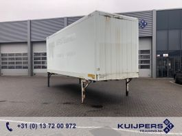 hard top zeecontainer Krone BDF WK 77 NSTP / Box / BDF / 8x in stock!! 2007