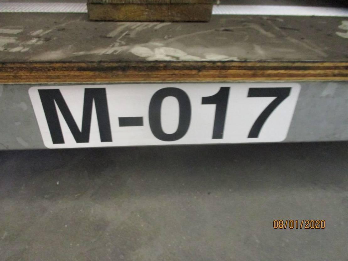 Motor vrachtwagen onderdeel Mercedes-Benz OM 457 LA EURO 5 MOTOR