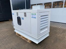 generator John Deere 3029 Leroy Somer 45 kVA Silent Stage 3A generatorset 2016