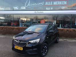 suv wagen Opel Crossland X 1.2 Turbo Innovation eco-tec (airco - cruise control - apple carplay/and... 2018
