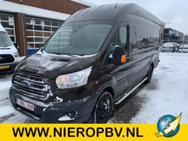 gesloten bestelwagen Ford transit l4h3 airco navi 2016