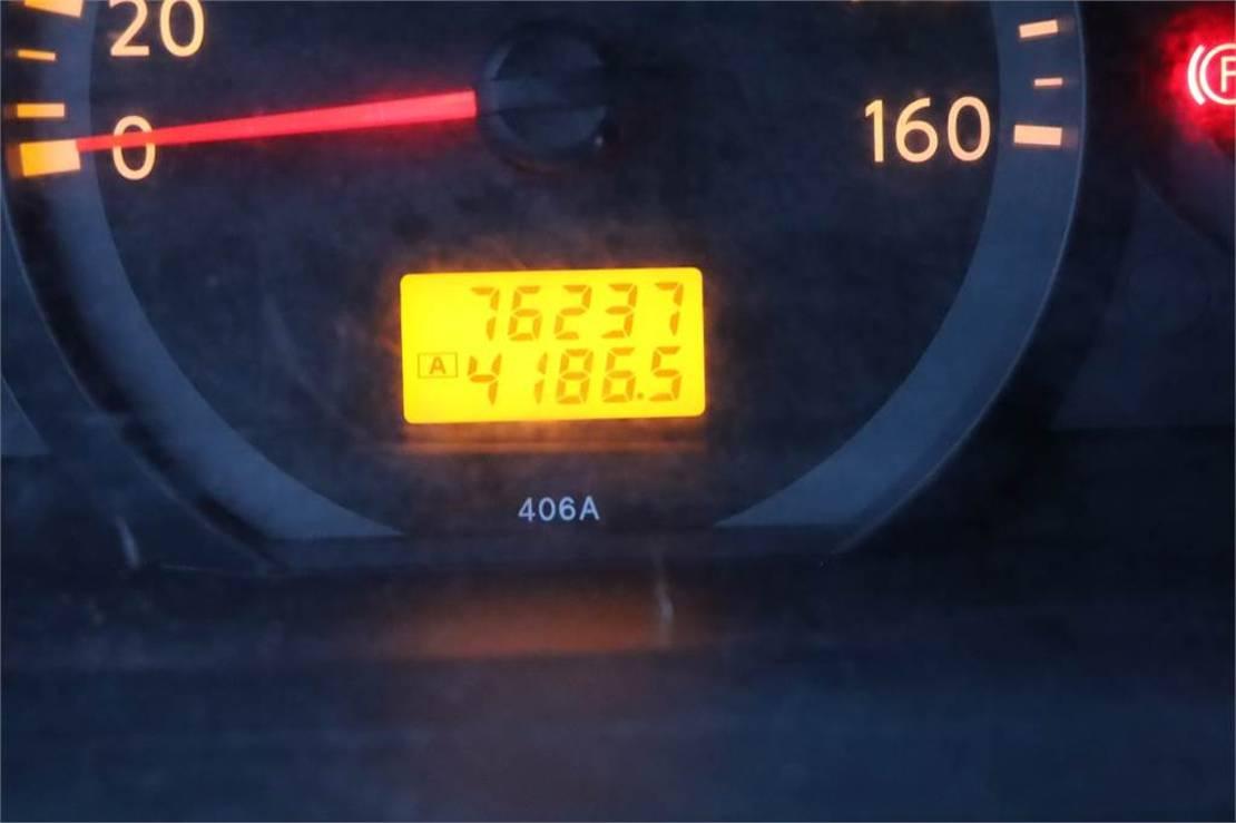 autohoogwerker vrachtwagen Palfinger P260B Valid inspection, *Guarantee! Driving Licenc 2011