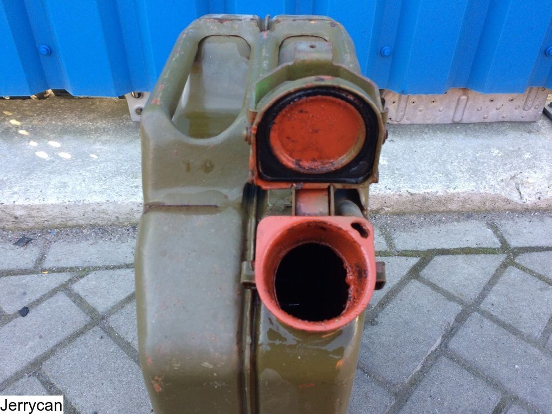 tankcontainer Diversen Jerrycan Jerrycan