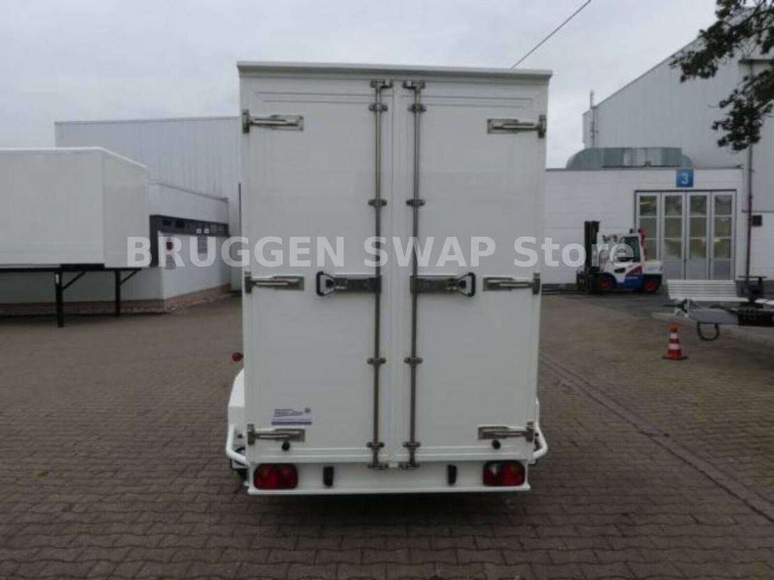 overige aanhangwagen Diversen Other BAOS Kofferaufbau Tandemachse 2500kg 2008