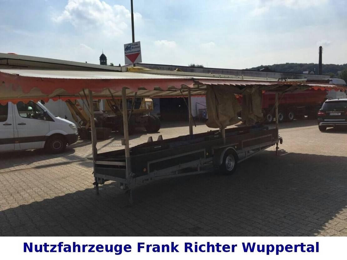 overige aanhangwagen Diversen Other ALF,Verkaufsanhänger,1.Hd,Tüv7/19sehr gepflegt 1986
