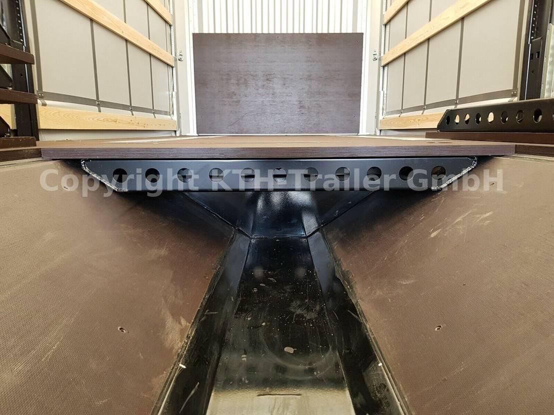 huifzeil oplegger KAESSBOHRER Coil Transporter Curtainsider Typ SCC X+