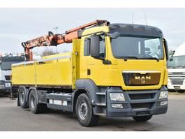 kraanwagen MAN TGS 26.440 Euro5 Lenk Atlas 165.2E-A12 Funk 2010