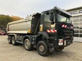 overige vrachtwagens Iveco Trakker 450 AD410TW 8x8 Euro 6 Muldenkipper 2017